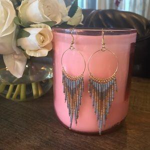 Jewelry - Boho Style beaded earrings ❤️